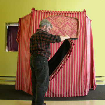 Doorway Puppet Theater Portable Theaters